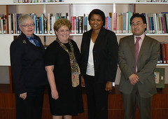 IFLA President Visits ALA Washington Office