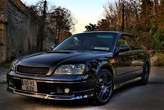 subaru legacy b4 (andrewpoynton) Tags: dublin david twin turbo subaru modified impreza b4 legacy hdr digest gough kildare imported tuned leixlip photomatix
