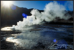 Geyser del Tatio, Chile (Piaseno) Tags: chile paisajes 20d southamerica canon landscape desert atacama andes desierto geyser geysir sanpedro wste altiplano puna sanpedrodeatacama tatio geisyr geisir top20blue absolutelystunningscapes
