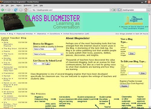classblogmeister