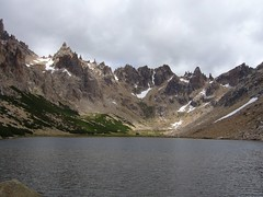 Trek - Bariloche - Frey - Jacob - lagune montagne