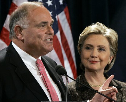 Clinton wins PA