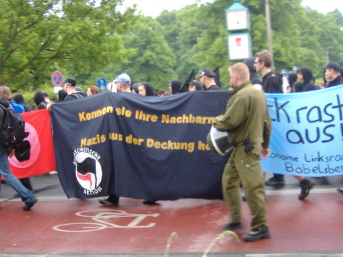 Anti-Facism March (3)