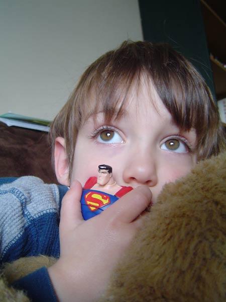 blake & superman