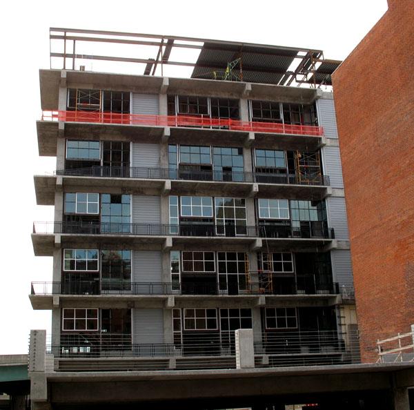 Parker Flats May 26 2008