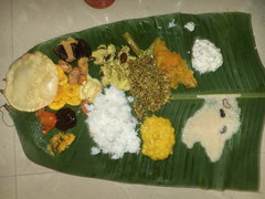 DSC02549 (bhagwathi hariharan) Tags: onam vishu nalasopara nallasopara nalasoparaeast vasaivirarnalasopara vasai virar kerala malayali food lunch saddhi leaffood foodinleaf southindian