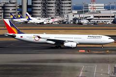 Philippine Airlines   Airbus A330-300   RP-C8763   Tokyo Haneda (Dennis HKG) Tags: philippines philippineairlines pal pr airbus a330 a330300 airbusa330 airbusa330300 aircraft airplane airport plane planespotting tokyo haneda rjtt hnd rpc8763 canon 7d 100400