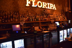 DSC_0689 Floripa Bar Shoreditch London BEWARE this bar charges £5.50 per can of Grolsch Beer in the evening RIP-OFF despite advertising four cans for £10 (photographer695) Tags: floripa bar shoreditch london beware this charges £550 per can grolsch beer evening despite advertising four cans for £10 ripoff