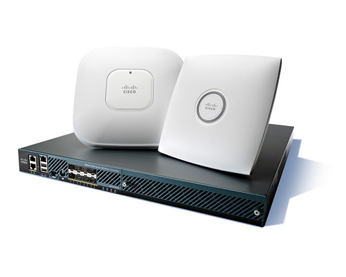 Cisco 5500 Series Wireless Controller, OfficeExtend Solution with 1130 and 1140 Access Points