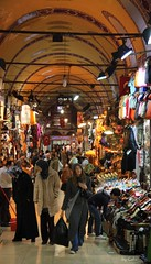 'Grand Bazaar' (Colin McLurg) Tags: city heritage canon turkey market capital hijab grand istanbul bazaar 40d istanbullovers colinmclurg