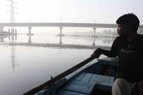 City Environment – Yamuna River, Jamuna Bazaar