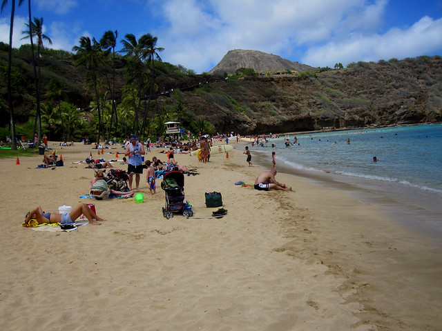 Oahu 43 - Hanauma Bay by Ben Beiske