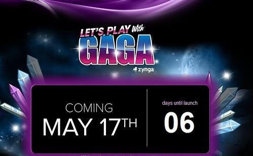 Zynga GagaVille, A Lady Gaga Video Game