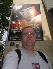 EXPOSITION STANLEY KUBRICK / PARIS /