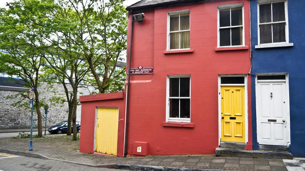 St. Augustine Place, Limerick City