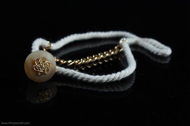 Navy gold