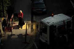 (Findo) Tags: street city london d50 sthcsp barbican 50mmf18d cityoflondon squaremile stcm stlpvoct