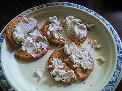 Yummy Local Goat Cheese