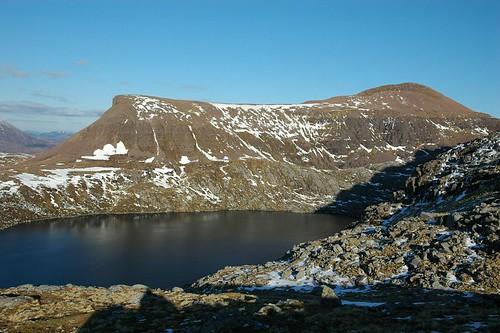 Fuar Loch Mor and Ruadh Stac Mor