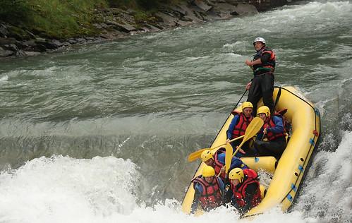 Rafting Alto Adige