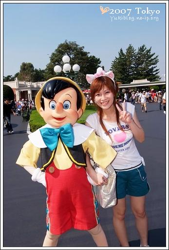 [2007東京見]Day4~ Disney超Cute人偶大集合.搶拍!