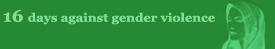 16 days banner - green