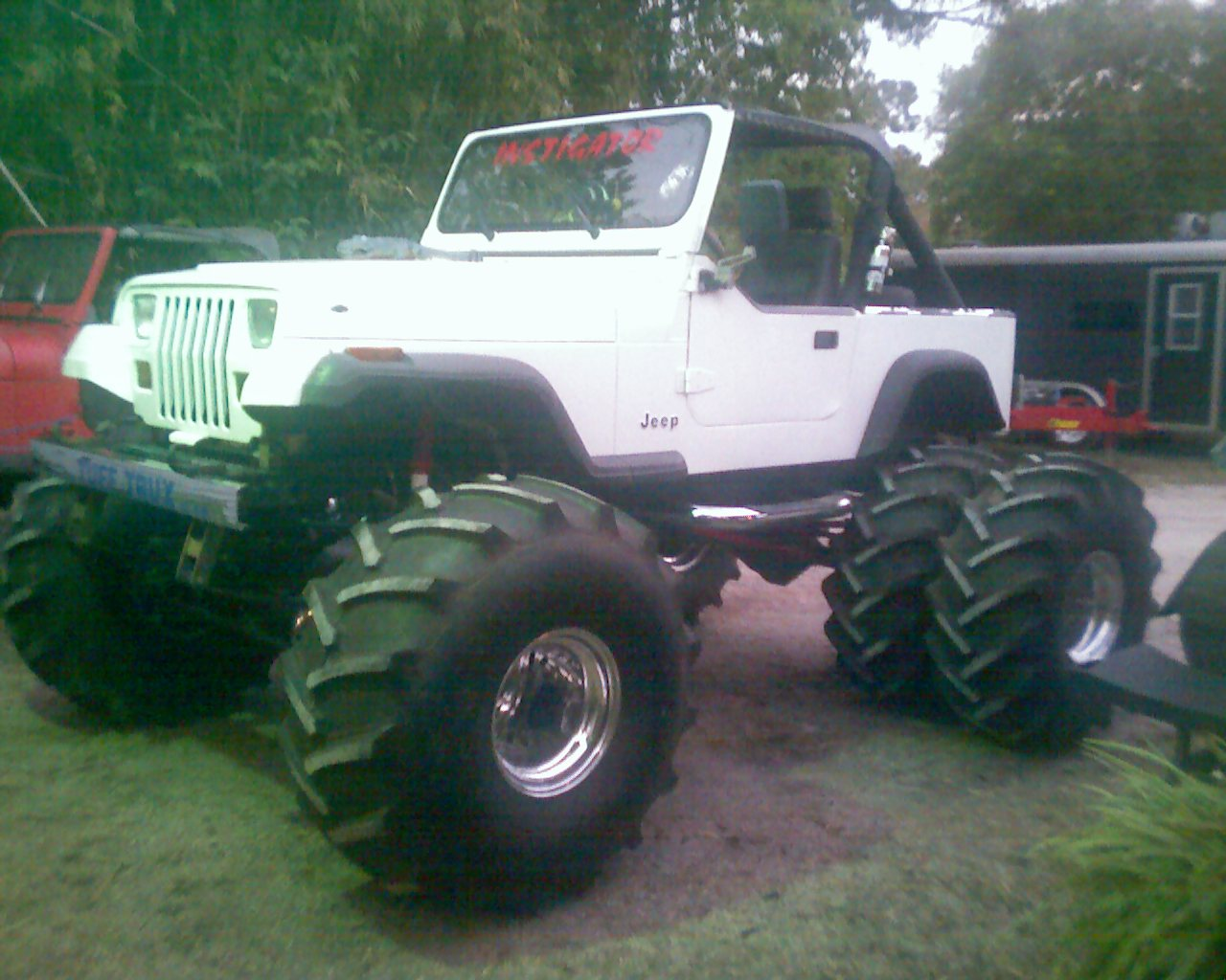 21 5X16 1 Tractor Tires http://www.jeepforum.com/forum/f12/how-will-my-jeep-look-xx-tires-x-x-lift-109455/index55.html