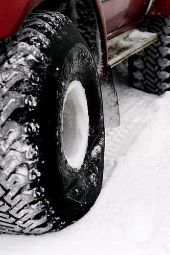 A flat tire?