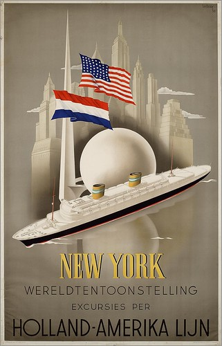 Holland Amerika Lijn 1938-1939