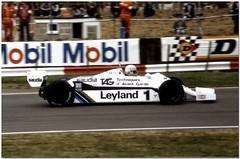 Alan Jones Williams FW07C F1. Silverstone British GP 1981 (Antsphoto) Tags: uk slr classic ford car speed 35mm one jones williams britain tag grand f1 racing historic grandprix prix turbo silverstone formulaone 1981 formula british canonae1 1980s motorsports formula1 gp groundeffects motorsport racingcar turbocharged autosport cosworth kodakfilm carracing williamsf1 saudia motoracing f1car formulaonecar frankwilliams brish alanjones britishgp dfv patrickhead formula1car williamscosworth fw07 tamron70210mm f1worldchampionship grandprixcar antsphoto caracing saudiawilliams canonae135mmslr fiaformulaoneworldchampionship f1motoracing formula11980s anthonyfosh williamsfordcosworth formula1turbo