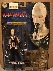 Hellraiser S1 (wire twin)-1 (mikaplexus) Tags: toy toys hell evil horror barker limited demons hellraiser righteous clivebarker cenobite ireallylike wiretwin