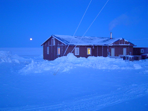 My House-Winter