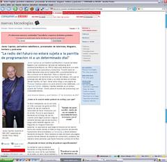Entrevista a Javier Capitán - Consumer.es
