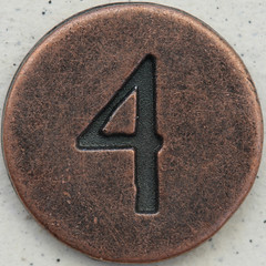 Copper Number 4 by Leo Reynolds, on Flickr