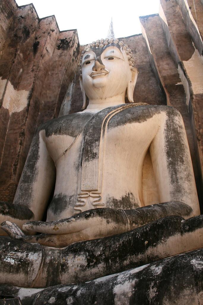 Buda encajonado