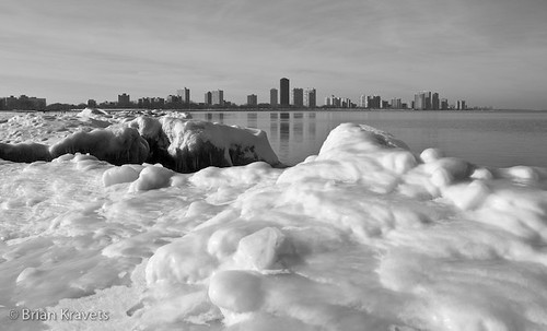 Montrose Beach, Chicago