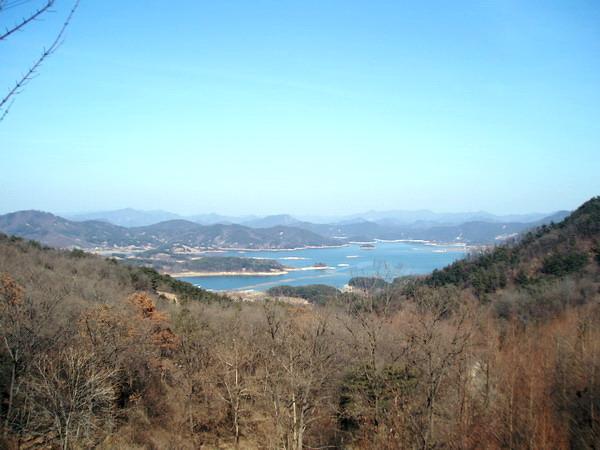The Daecheong Lake