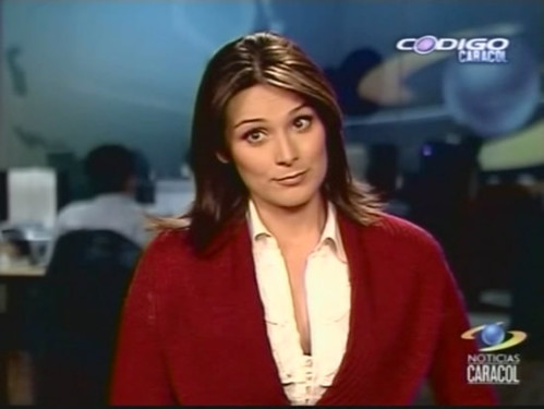 Silvia Corzo 20080103 Código Caracol 07