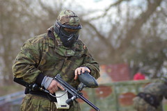 uk england sport fun paint action mark dorset paintball connell yourphototips markconnell