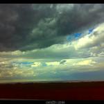 Monegros-horizonte lejano(se atormenta una vecina) thumbnail