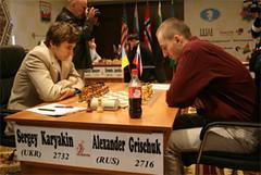 Grischuk-Karjakin