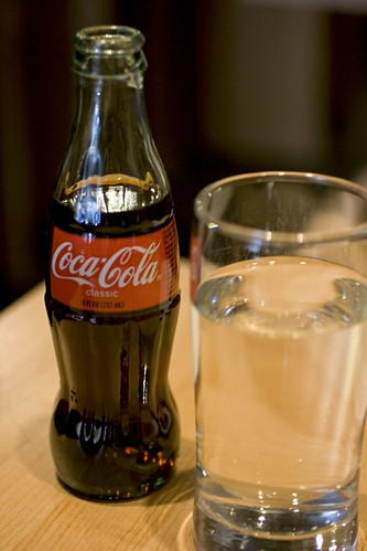 Classic Coke Bottle