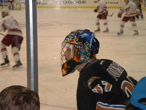 Olie Kolzig, January 6, 2004