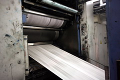 Papel en movimiento