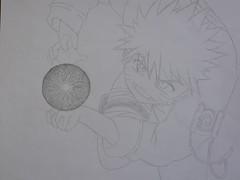 Naruto Uzumaki (DangoLynx) Tags: dango naruto uzumaki lyns shinobi konoha jiraiya rasengan dangolynx