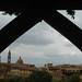 Blick von dem Boboli-Garten, Florenz, IT