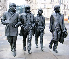THE BEATLES - LIVERPOOL.  🎸🎸🎸🎸 (rossendale2016) Tags: iconic waterfront statues bronze famous harrison george starr mccartney paul lennon john mersey kingsom united uk merseyside lancashire liverpool four fab group pop beatles england pierhead ringo water sea irish three graces canal life sized lifesized fantastic original cast foundry terminal ocean going ships boats port city northern vibrant clubs centre matthew street cavern music musicians soul records dvd cds apple parlophone vinyl