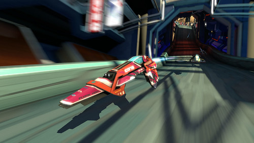 WipEout HD Fury Expansion Pack