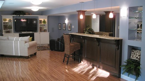 Featured Project Finished Basement
