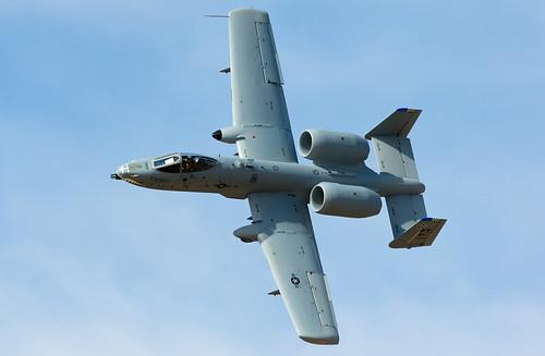 フリー画像| 航空機/飛行機| 軍用機| 攻撃機| A-10 サンダーボルトII| A-10 Thunderbolt II|      フリー素材|